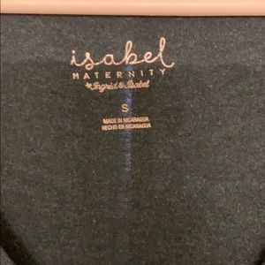 Isabel Maternity by Ingrid & Isabel Tops - Maternity Shirt